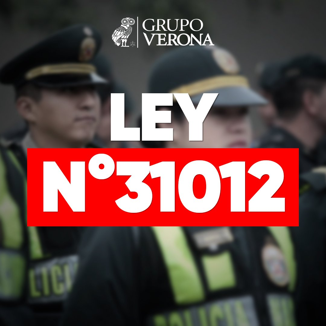 LEY N°31012
