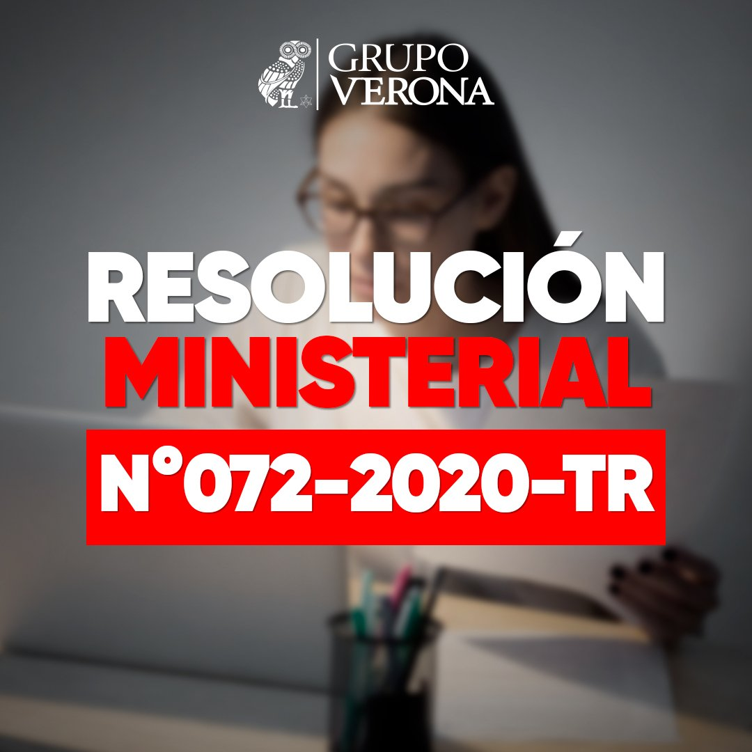 Resolución De Superintendencia N°061-2020/SUNAT