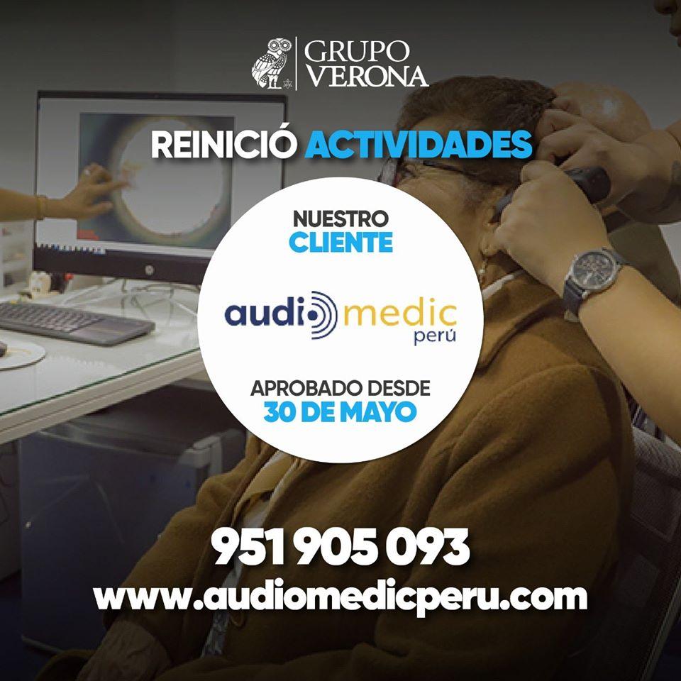 Audio Medic Perú