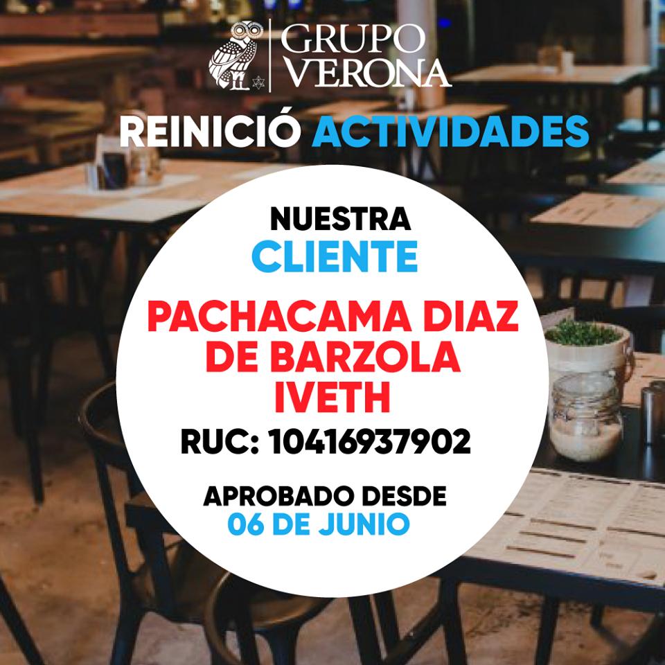 Pachacama Diaz De Barzola Iveth