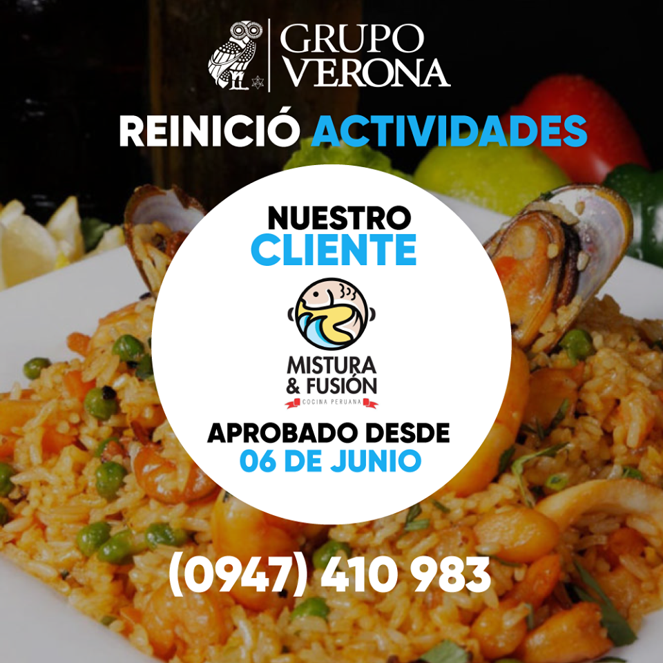 Mistura & Fusión   Cocina Peruana