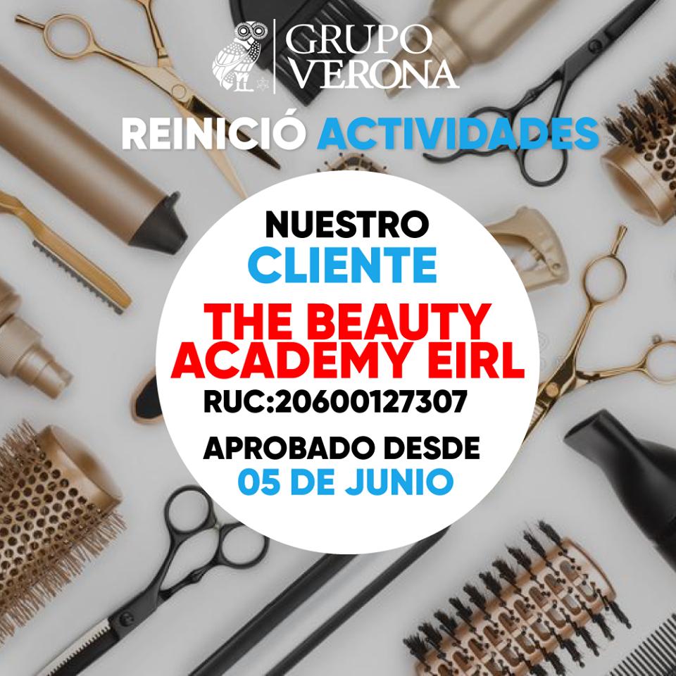 The Beauty Academy EIRL