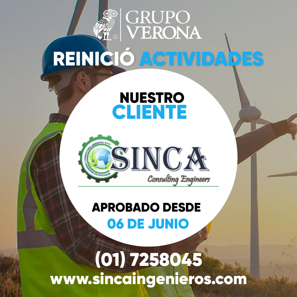 SINCA | Consulting Engineers