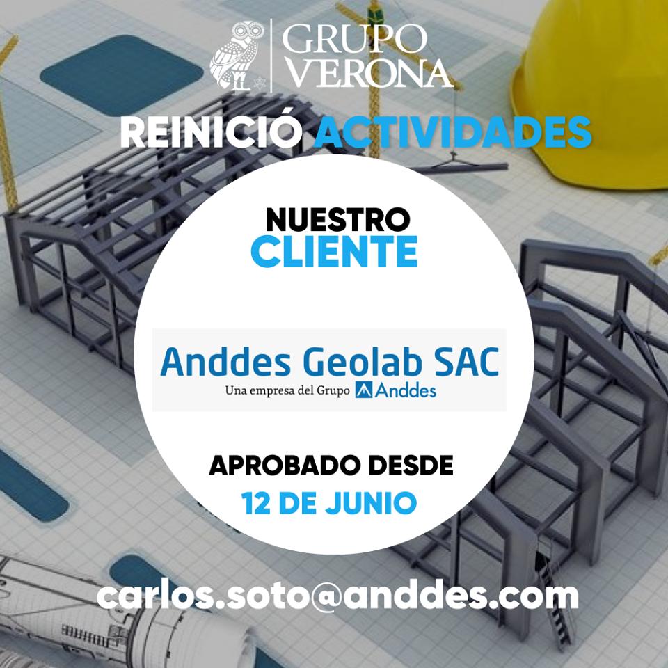 Anddes Geolab SAC