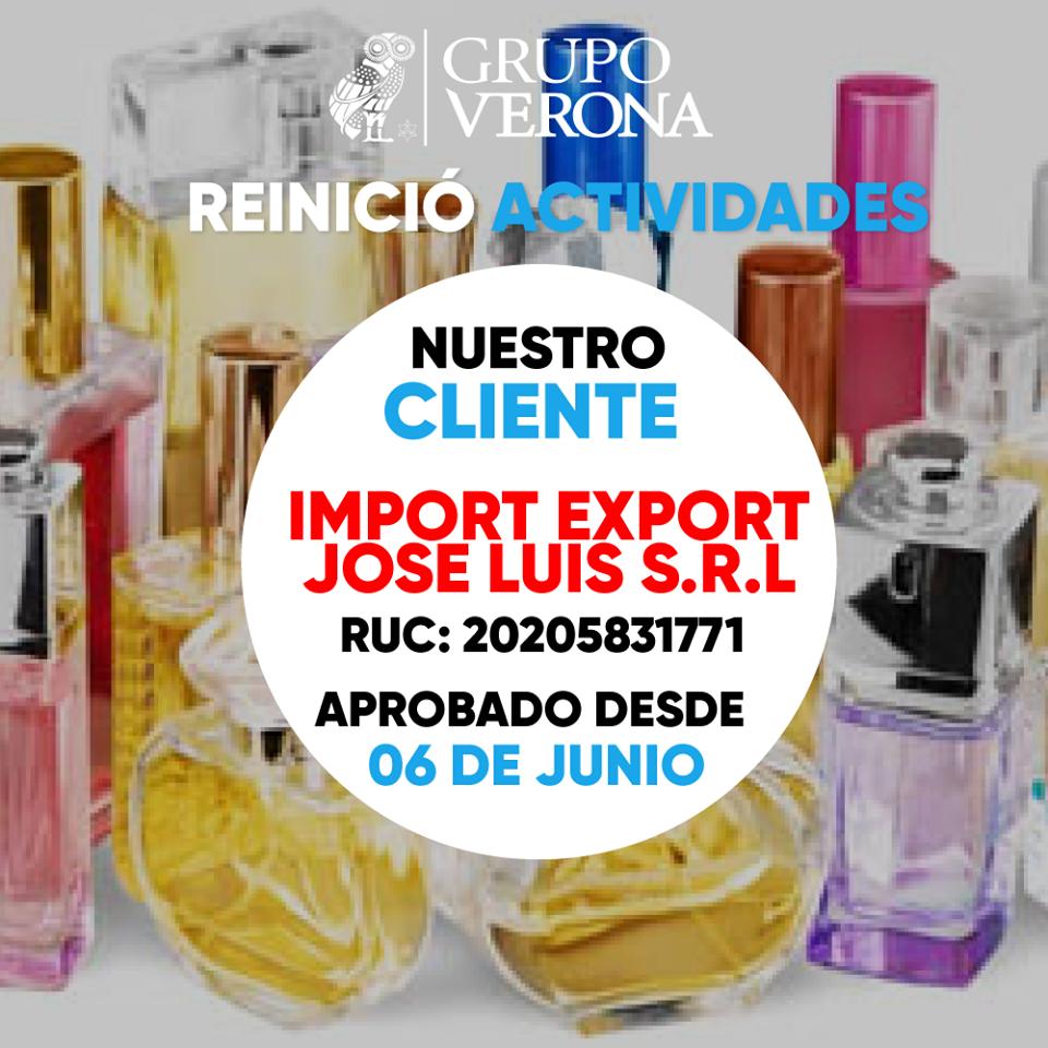 Import Export José Luis SRL