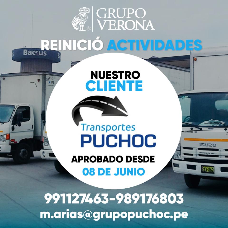 Transportes PUCHOC