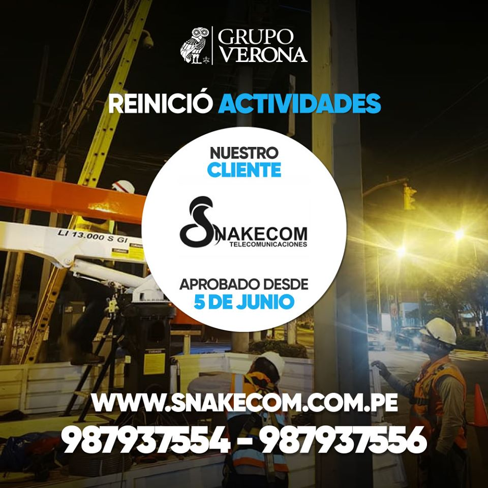 Snakecom Telecomunicaciones