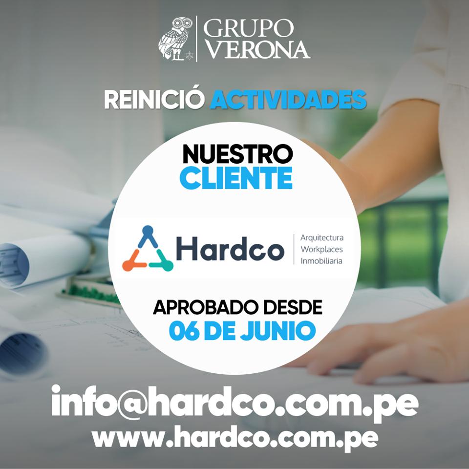 Hardco | Arquitectura – Workplaces – Inmobiliaria