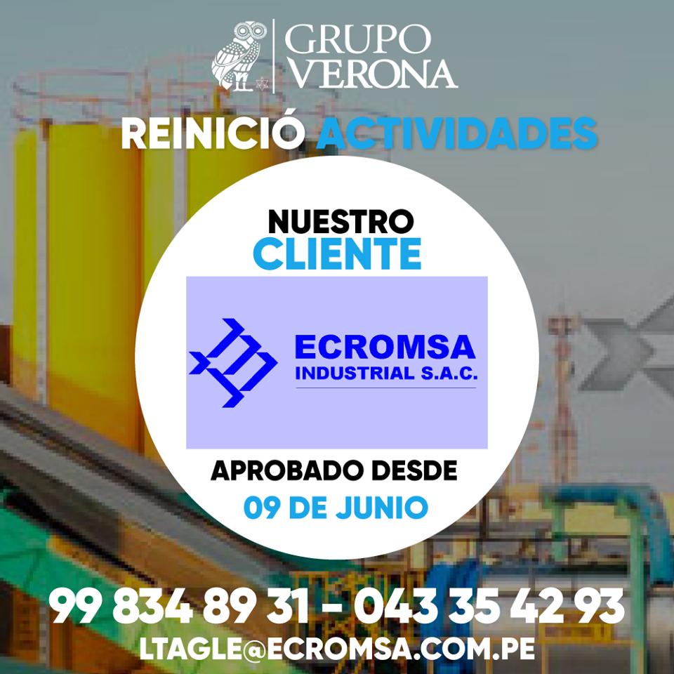ECROMSA Industrial SAC