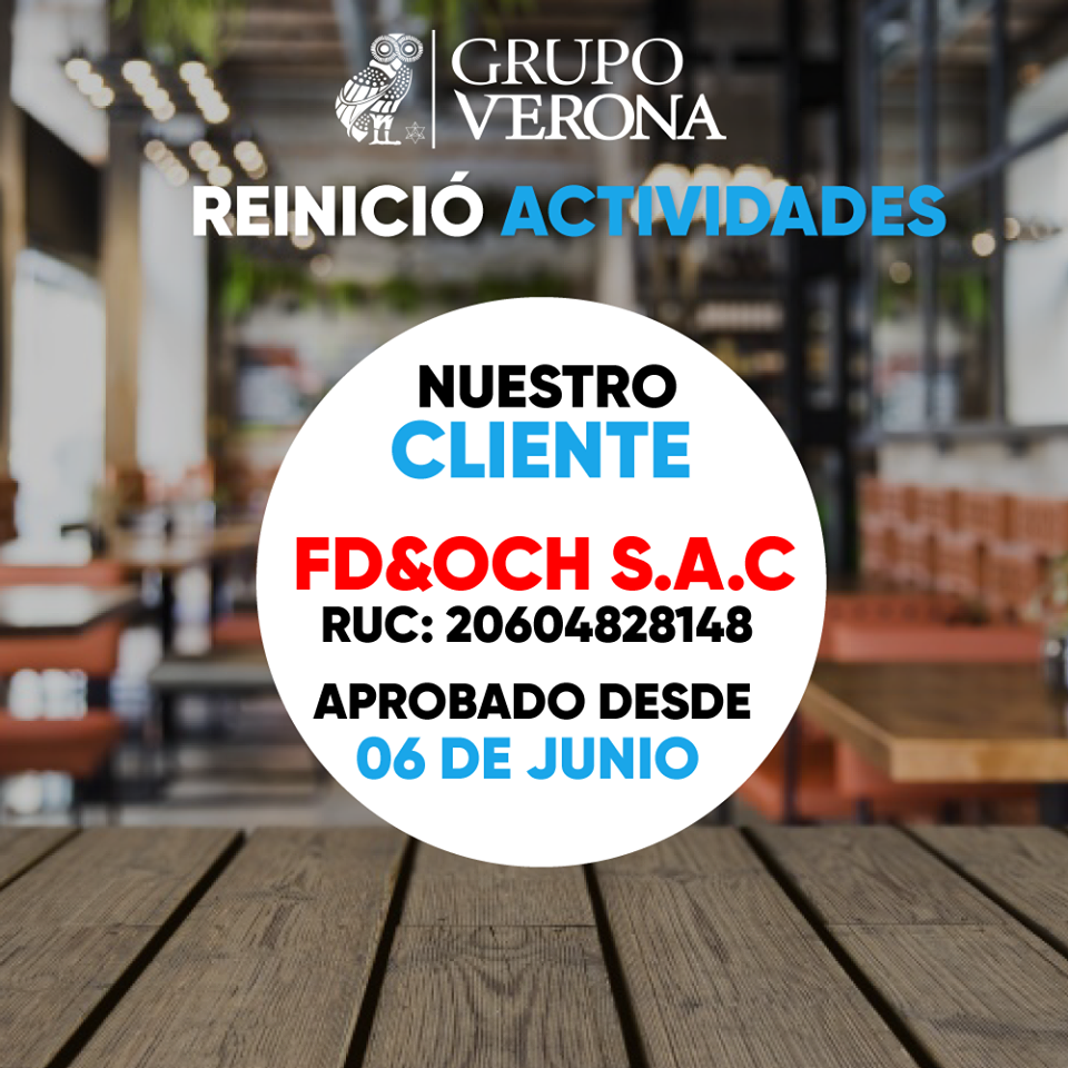 FD & OCH SAC
