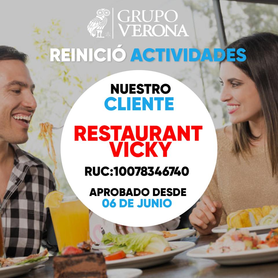 Restaurante Vicky