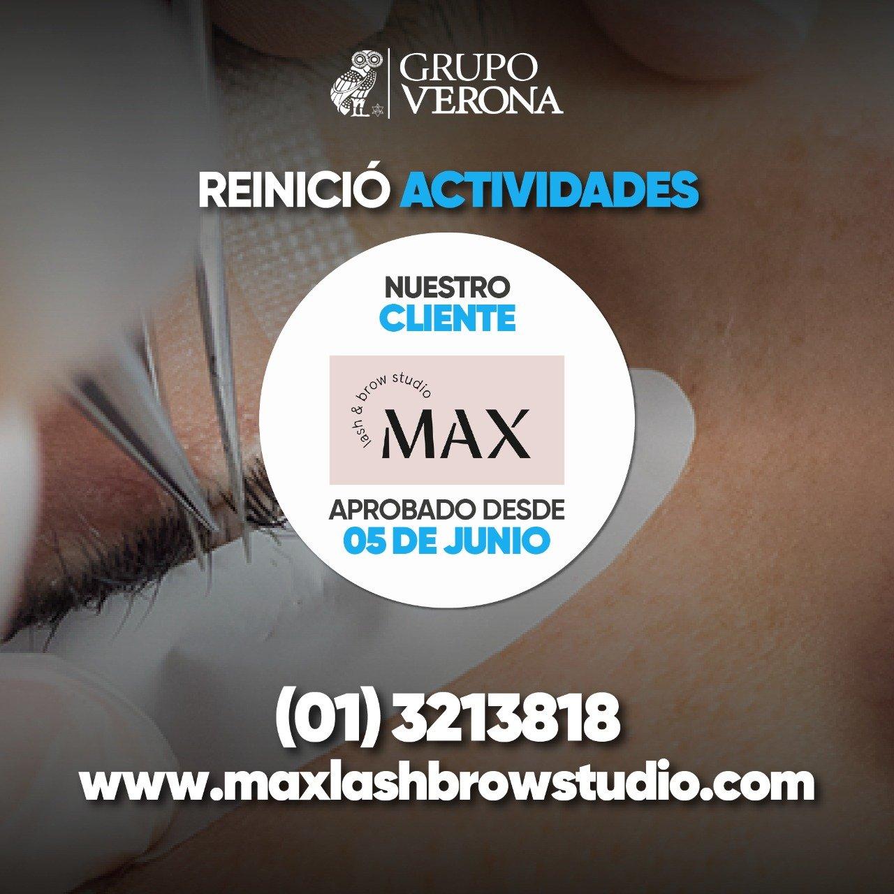 Lash & Brow Studio | MAX