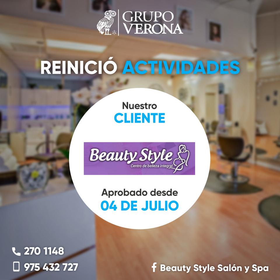 Beauty Style Salón Y Spa