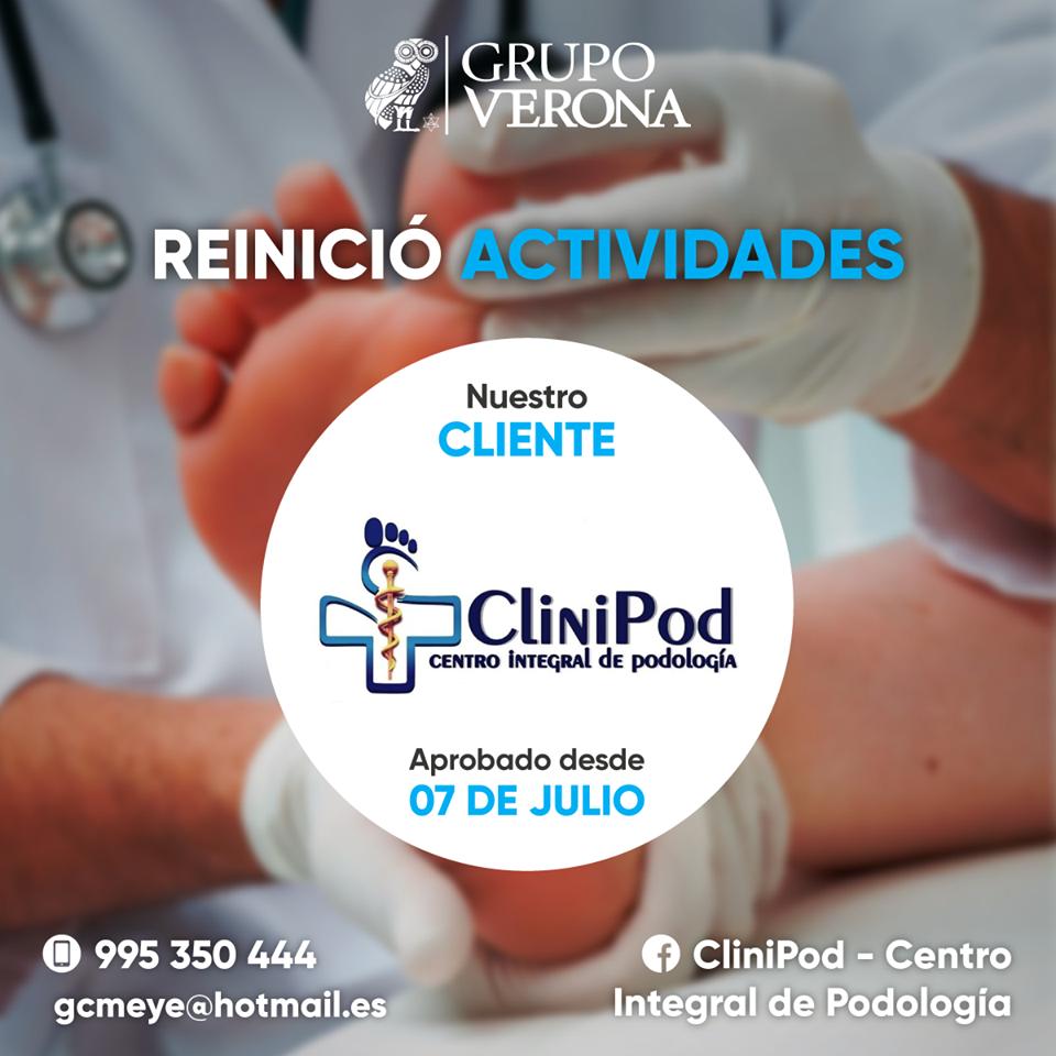 Clinipod Centro Integral De Podología