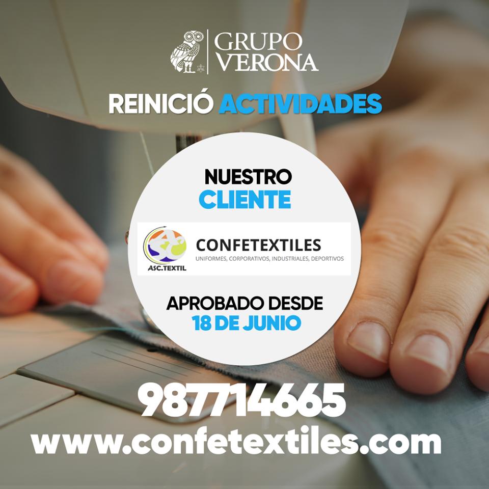 Confetextiles Perú
