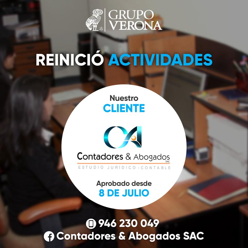 Contadores & Abogados SAC