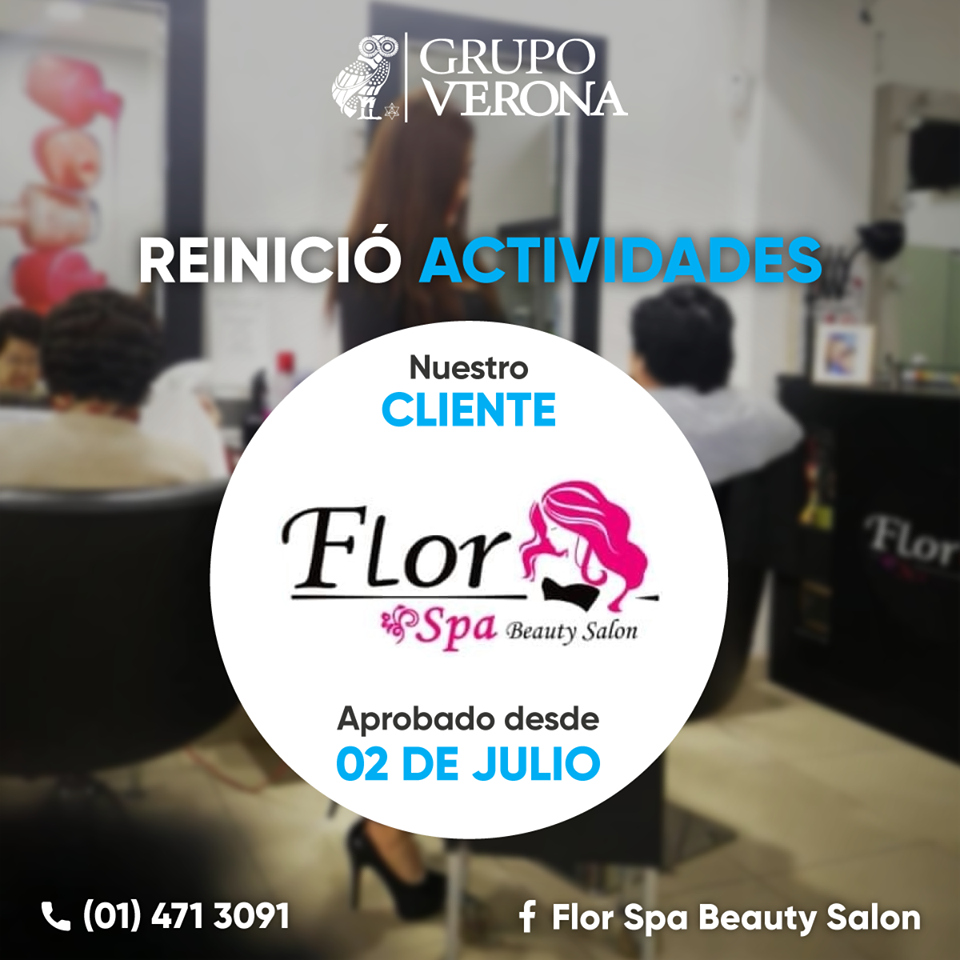 FLOR SPA BEAUTY SALON