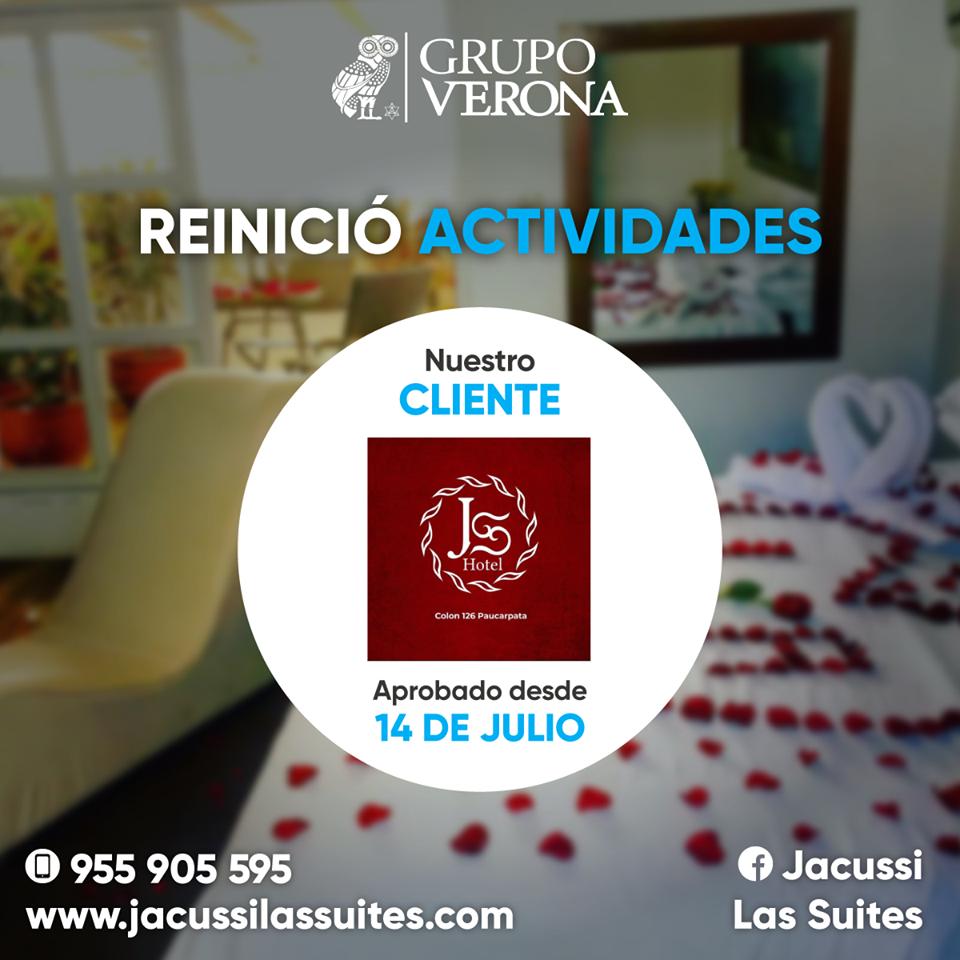 Jacussi Las Suites