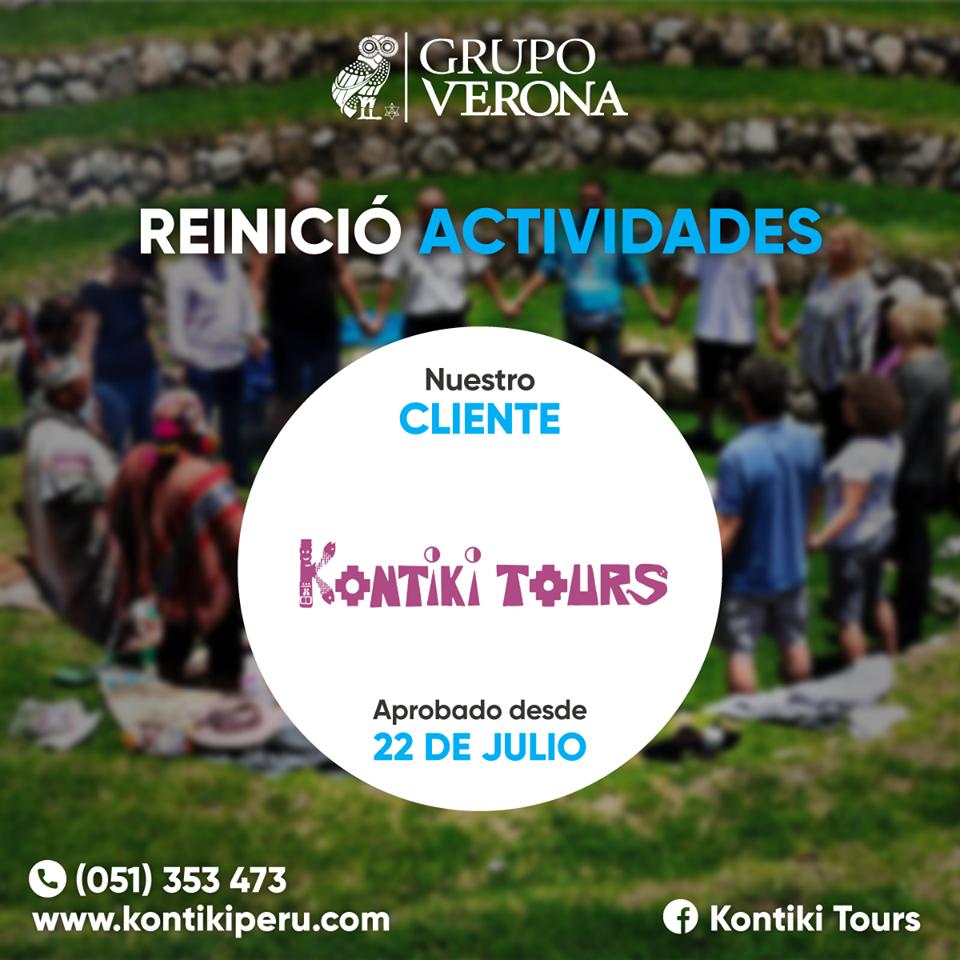 KONTIKI TOURS.
