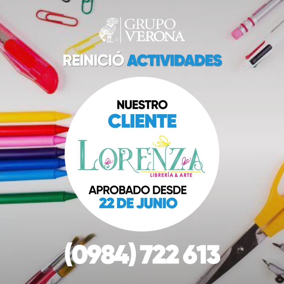 Lorenza Librería & Arte