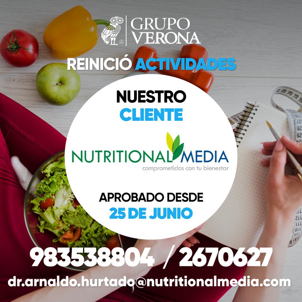 Nutritional Media