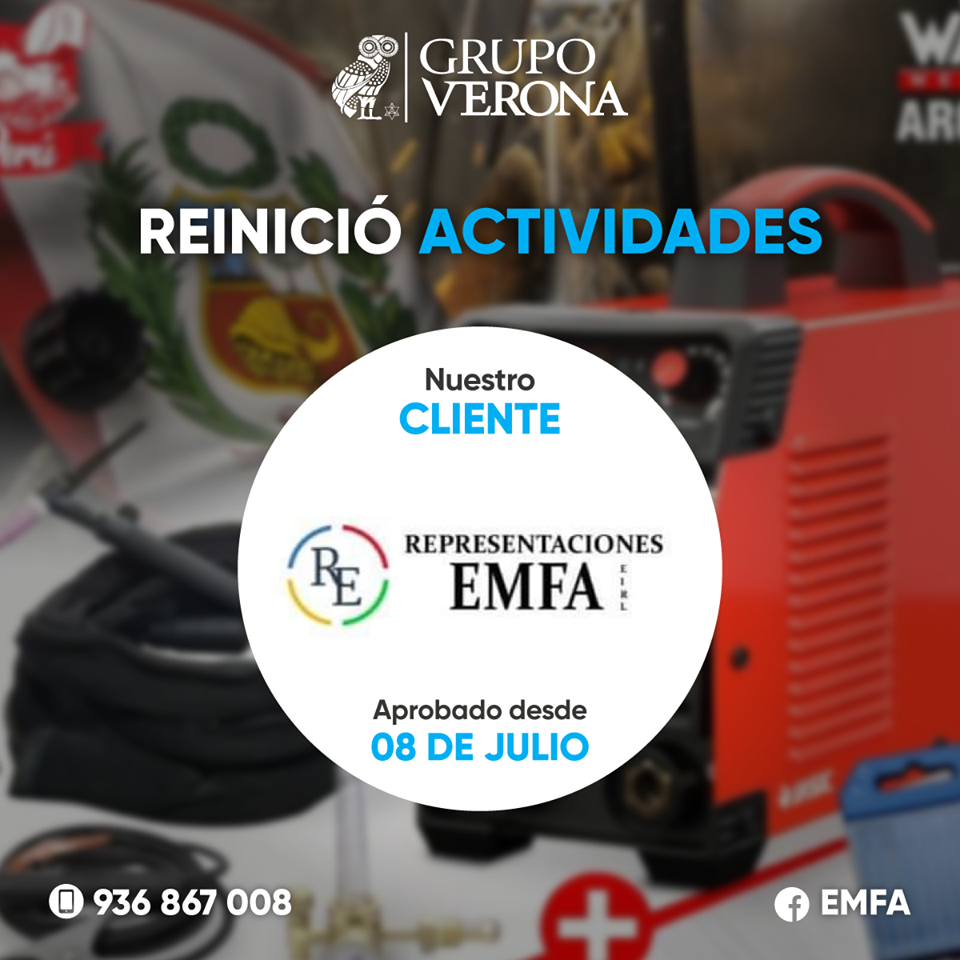 Representaciones EMFA