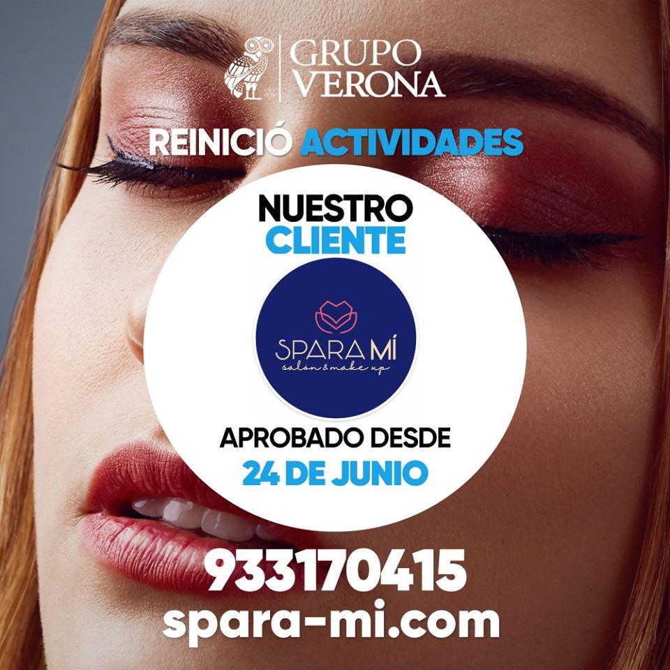 SparaMí Salón & Makeup