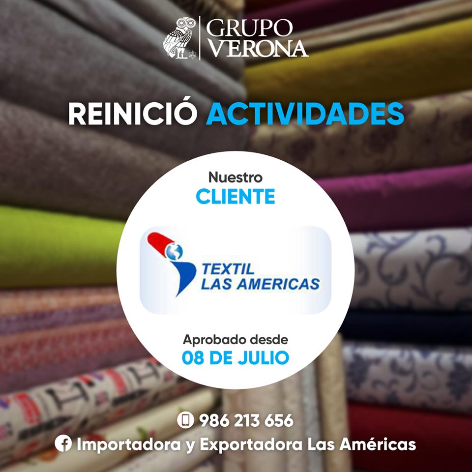 Textil Las Americas