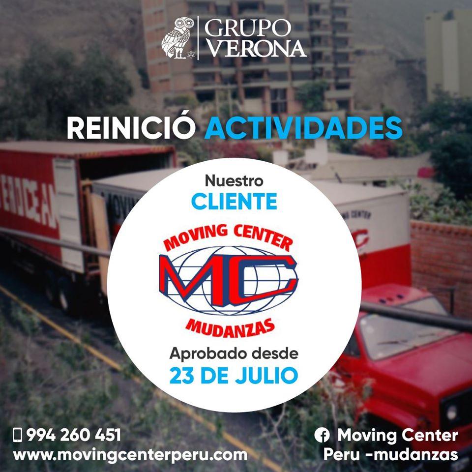 Moving Center Peru – Mudanzas