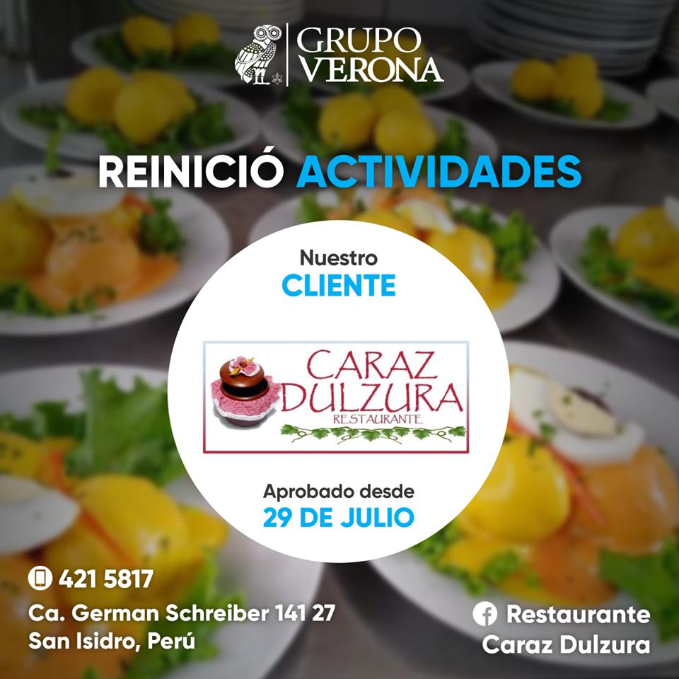 Restaurante Caraz Dulzura