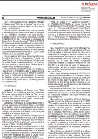 Protocolo Sanitario Para Turismo De Aventura.