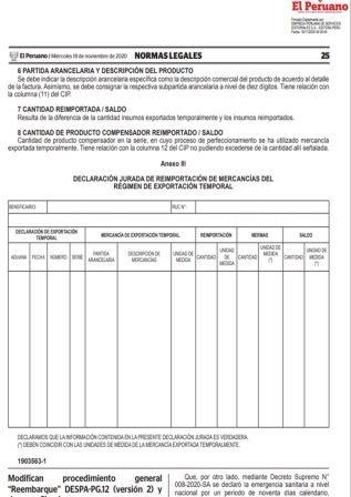 Resolución De Superintendencia 000200-2020/SUNAT