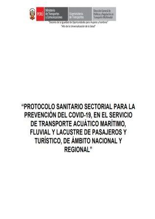 Resolución Ministerial 888-2020-MTC