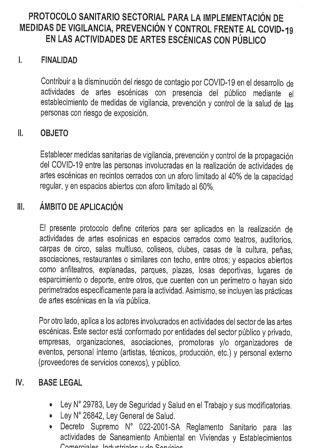 Resolución Ministerial 000321-2020-DM/MC
