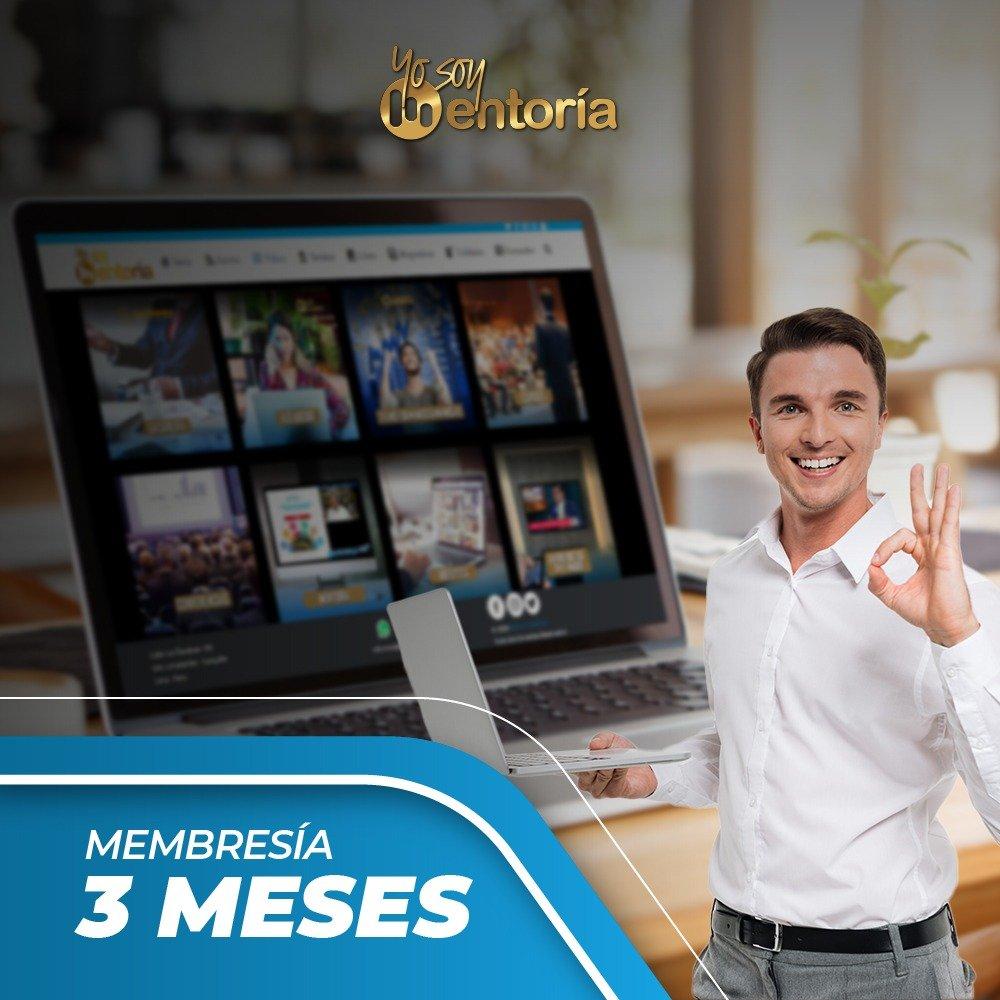 Membresia 3 Meses