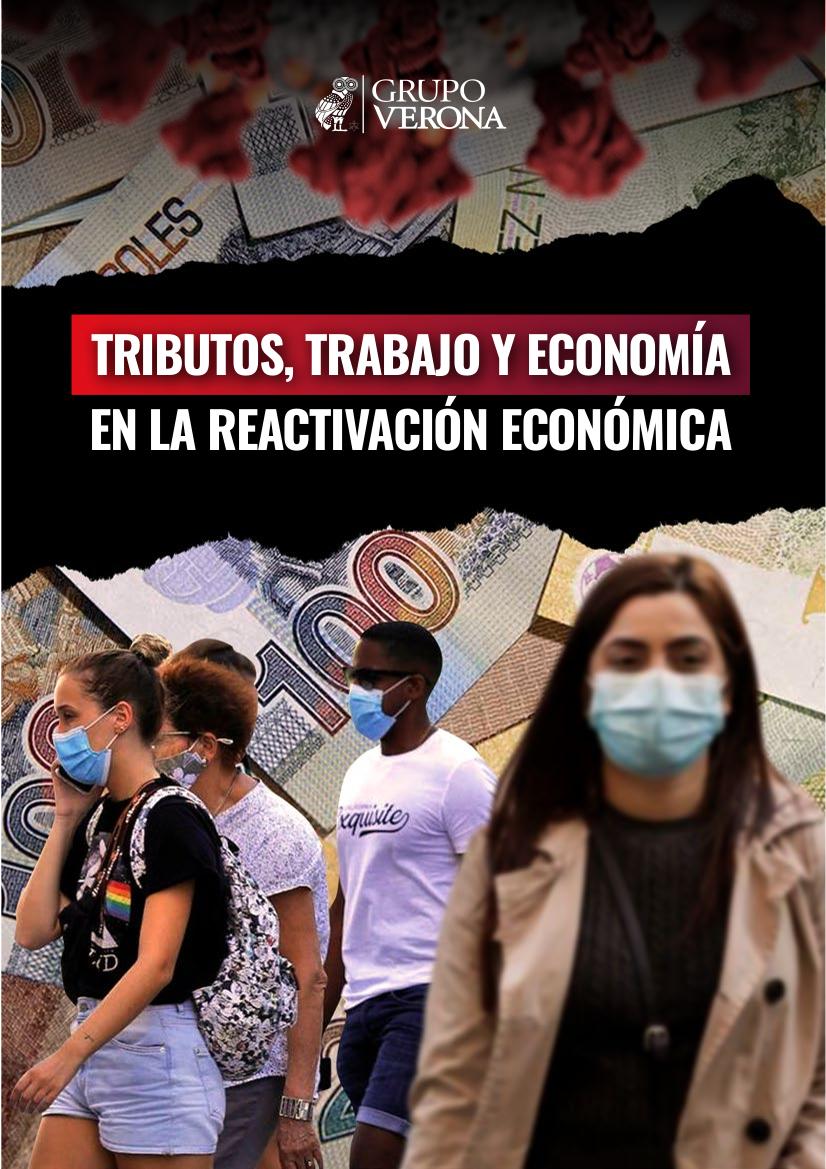Suplemento   Tributos, Trabajo Y Economía En La Reactivación Económica