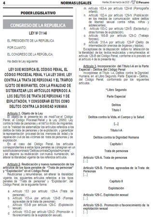 Ley N°31146