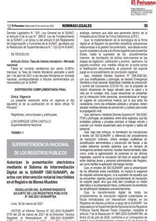 ResoluciónN°046-2021-SUNARP/SA