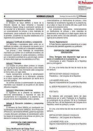 Ley N°31183