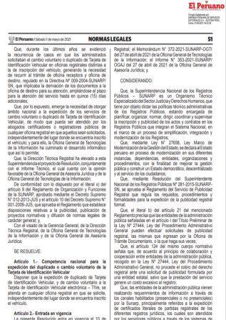 Resolución 028-2021-SUNARP/SN