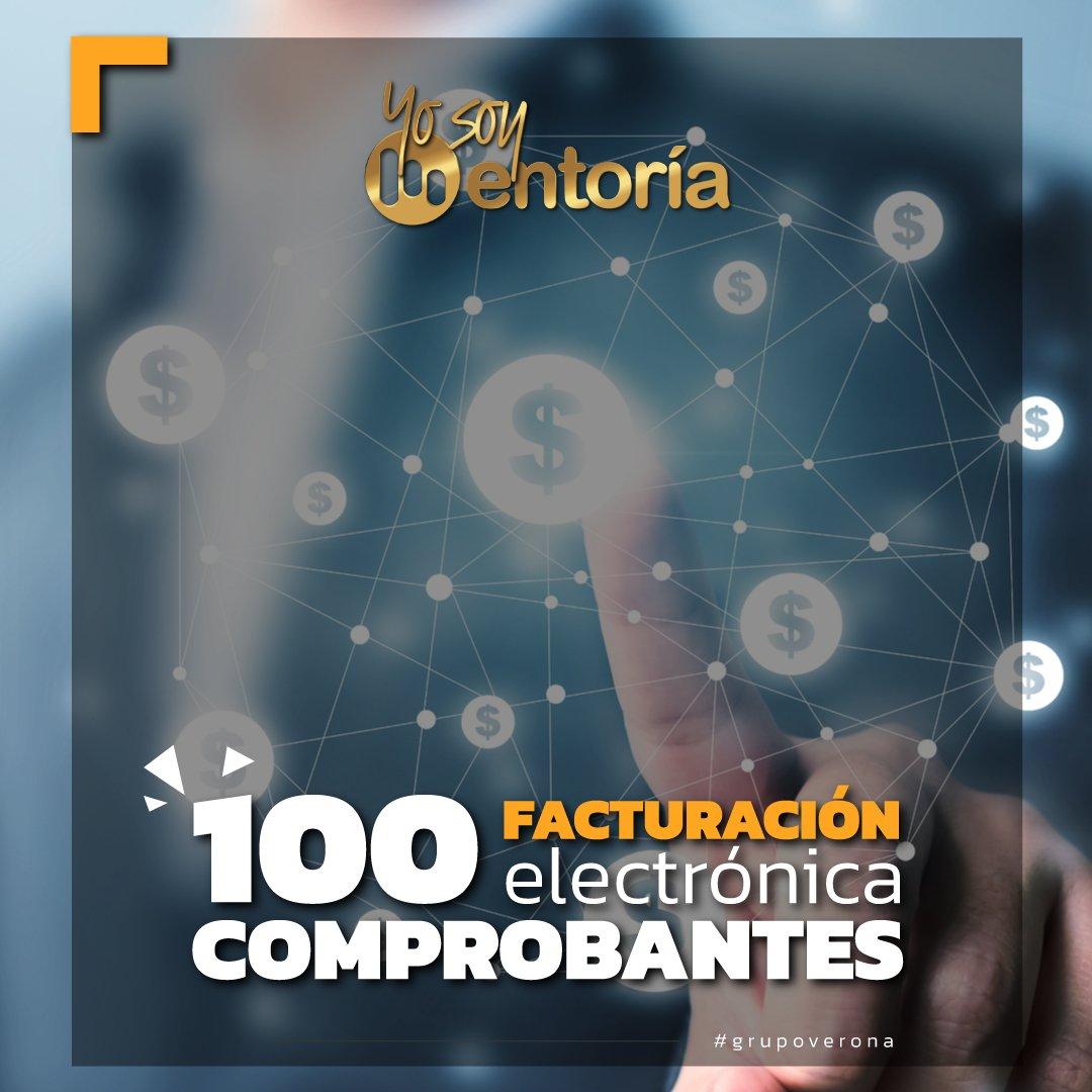 Facturación Electrónica | 100 Documentos
