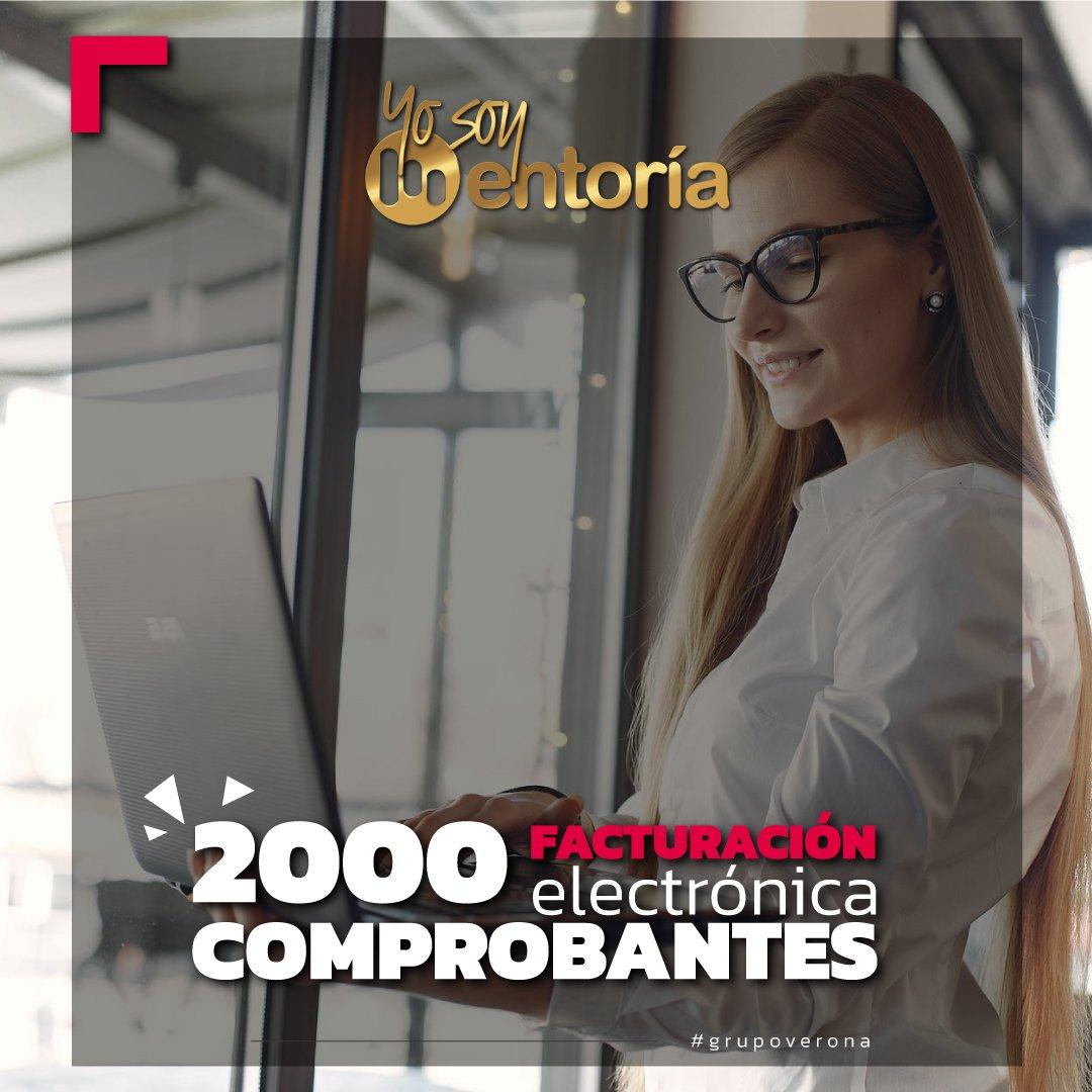 Facturación Electrónica | 2000 Documentos