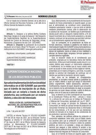 ResoluciónN°050-2021-SUNARP/SN