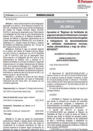 Acuerdo 6-5-ESSALUD-2021