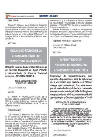ResoluciónN°000111-2021/SUNAT